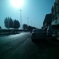 Photo taken at Bani Malek St شارع بني مالك by Bander R. on 10/19/2013