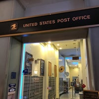 Photo taken at US Post Office by Knick B. on 3/28/2017