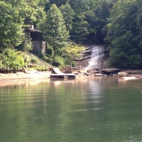 Photo taken at Lake Glenville by Cristina V on 8/25/2013