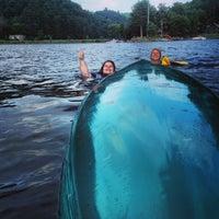 Photo taken at Lake Glenville by Cristina V on 7/20/2013