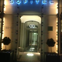 Photo taken at Sofitel Berlin Gendarmenmarkt by René W. on 3/28/2013