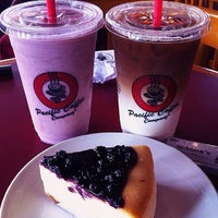 Photo taken at Pacific Coffee Company by Melvin L. on 12/10/2012