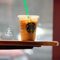 Photo taken at Starbucks by .... on 10/19/2013