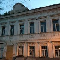 Photo taken at Московский комбинат прикладного искусства by Alexey K. on 6/16/2013