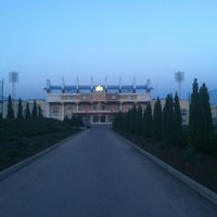 Photo taken at Sports Complex Sheriff by Ирина К. on 4/29/2013