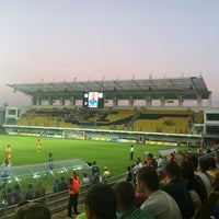 Photo taken at Sports Complex Sheriff by Ирина К. on 8/7/2013