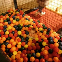 Photo taken at Funtastic Play Centre by Sibel K. on 5/6/2015