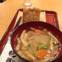 Photo taken at おむすび権米衛 品川グランパサージュ店 by Kayo E. on 7/17/2013
