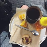 Das Foto wurde bei Super Tramp Coffee von Silva T. am 12/10/2015 aufgenommen