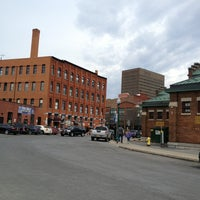 Photo taken at Armory Square by Jen L. on 4/7/2013