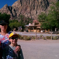 Photo taken at Bonnie Springs Ranch by Bob N. on 5/27/2013