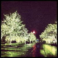 Photo taken at Highland Park Village by Brian S. on 12/28/2012