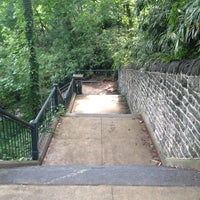 Photo taken at 100 Steps by Steven on 6/12/2013