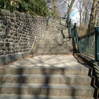 Photo taken at 100 Steps by Steven on 3/22/2013