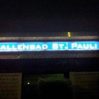 Das Foto wurde bei Schwimmhalle St. Pauli von David Benjamin H. am 3/28/2014 aufgenommen