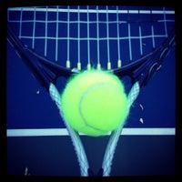 Photo taken at McKinley Tennis by TJ M. on 9/14/2012