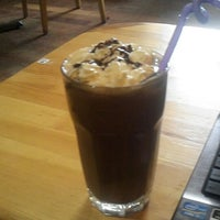 Photo taken at Nayra Cafe by Temuulen E. on 5/22/2013