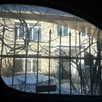 "Photo taken at Детский сад #91 ""Строитель"" by Natali S. on 2/5/2014"