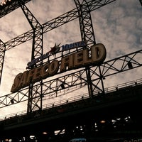 Photo taken at Safeco Field by Lauren C. on 7/13/2013