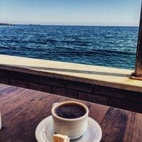 9/17/2015 tarihinde Güneş D.ziyaretçi tarafından Cafe'de Marine'de çekilen fotoğraf