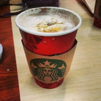 Photo taken at Starbucks by Lora K. on 11/2/2013