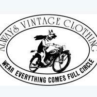 Photo taken at Always Vintage Clothing by Kurt M. on 3/26/2013