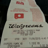 Photo taken at Walgreens by AnnMarie W. on 11/6/2015