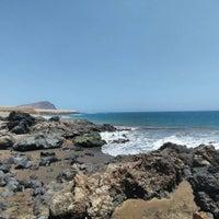 Photo taken at Playa del Confital by Jose Airam G. on 7/28/2016