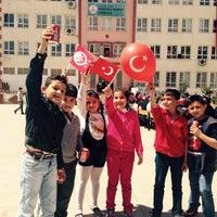 Photo taken at Beşyüzevler Anaokulu by Dogan K. on 4/24/2015