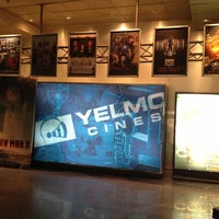 Photo taken at Yelmo Cines Icaria 3D by Anne S. on 5/12/2013