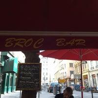 Photo prise au Broc' Bar par Kaïs R. le8/19/2016
