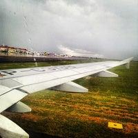 Photo taken at Mactan-Cebu International Airport (CEB) by Kareen Jeniffer Q. on 6/8/2013