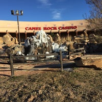 Photo taken at Camel Rock Casino by Jeff S. on 12/3/2015