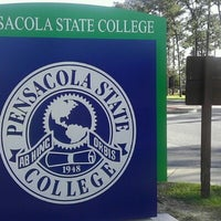 Photo taken at Pensacola State College by Jeff S. on 1/3/2013