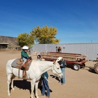 Photo taken at Stables at Tamaya by Brendan P. on 10/28/2017
