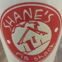 Photo taken at Shane's Rib Shack by Brian M. on 1/9/2014