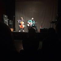 Photo taken at Tartu Uus Teater by dzmitry p. on 10/15/2014