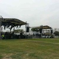 Photo taken at Deportivo Ferrocarrilero by Amparo O. on 3/8/2014