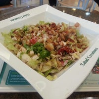 Photo taken at Salad Creations by Ruy L. on 1/30/2013