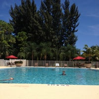 Photo taken at Harbor Cay Pool by Mallory S. on 8/1/2013