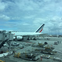 Photo taken at Gate A1 by Claire T. on 5/21/2016