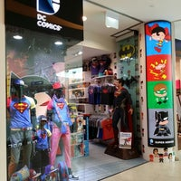 Photo taken at DC Comics Super Heroes by Keith O. on 10/10/2013