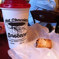 Photo taken at Hot Chocolate Sparrow by Michael K. on 5/24/2013