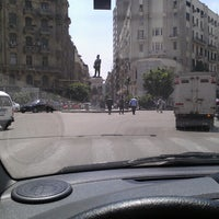 Foto tomada en Talaat Harb Sq. por sprandy el 4/22/2013