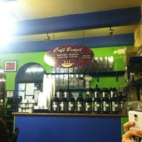 Photo taken at Cafe Brazil by Kimberly H. on 6/23/2013