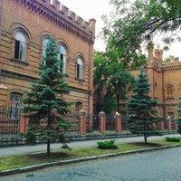 Photo taken at Бердянский государственный педагогический университет by Marina on 7/25/2014