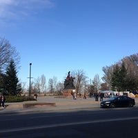 Photo taken at Мемориал Героям Ольшанцам by Marina on 3/23/2014