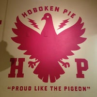Photo taken at Hoboken Pie by Wally R. on 3/26/2013