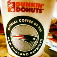 Photo taken at Dunkin' Donuts by Joel F. on 9/22/2013