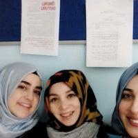 Photo taken at bağlarbaşı ilkokulu by Sümeyyenur O. on 12/30/2015